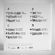 Knuts Koffer – ii – Vinyl – Rückseite