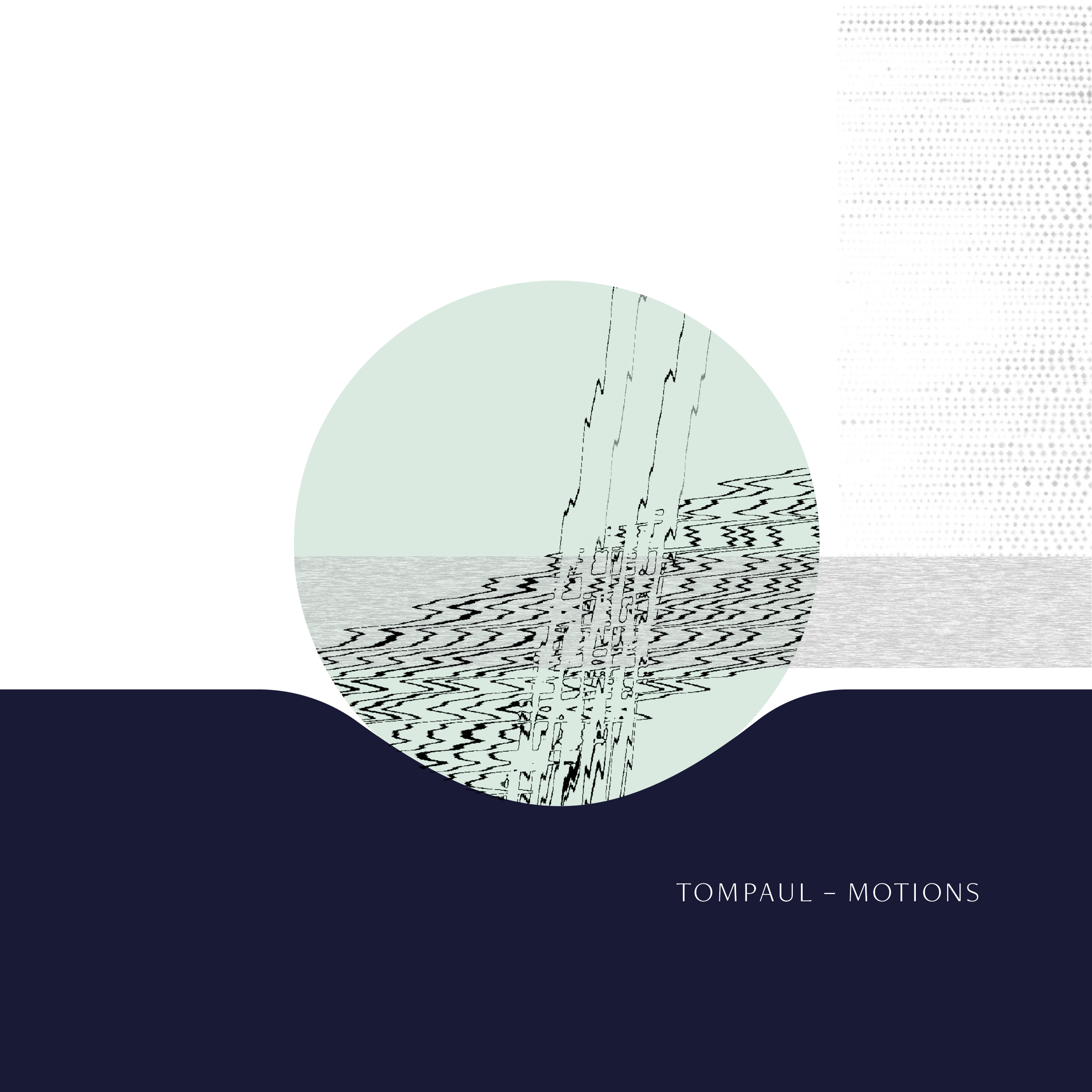 Plattencover TOMPAUL Motions Remixes